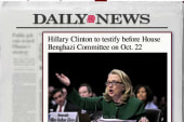 Date set for Hillary to testify on Benghazi