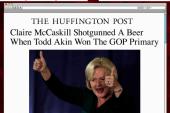 The reason this senator once shotgunned a...