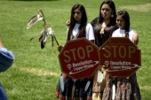 Apaches fight for Oak Flat in Ariz.