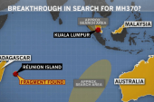 A breakthrough for MH370?