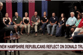 'He's not like politicians': GOP voters on...