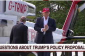 Trump gives voters 'the chance to dream'