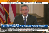 Puerto Rico on brink of default