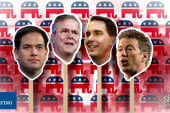 How far will GOPers go to get on debate stage
