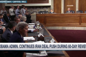 Obama administration continues Iran deal push