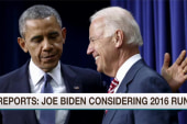 What would bring Biden into the 2016 race?