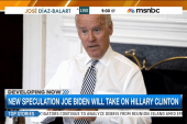 Will 2016 see major shake-up with Biden run?