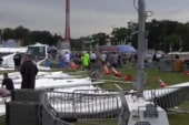 Vicious weather causes deadly tent collapse