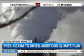 Obama's huge climate change plan