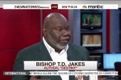 Bishop T.D. Jakes on new talk show and book