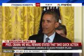 President Obama unveils Clean Power Plan