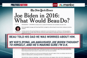 Will Joe Biden join the 2016 race?
