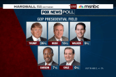Trump surges in polls ahead of GOP debate