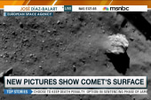 New Philae photos show comet's surface