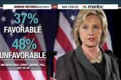 Clinton campaign defends unfavorable polling
