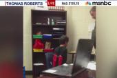 Children shackled for misbehaving