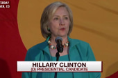 Clinton, Bush spar over Planned Parenthood