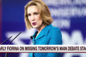 Fiorina: I would defund Planned Parenthood