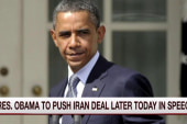 Obama to make case for historic nuclear deal