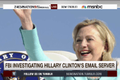FBI investigating Clinton's email server