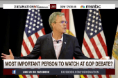 Who to watch at first GOP debate