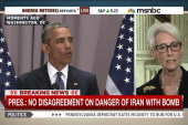 POTUS makes case for Iran deal
