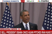 Obama pitches Iran nuclear deal