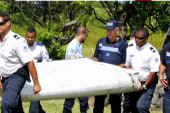 Officials: Debris confirmed to be from MH370