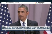 Pres. Obama: Iran deal greatest foreign...