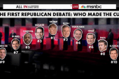 What to look for in the first GOP debate