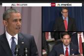 Obama takes on his critics