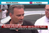 Nashville theater attack details emerge