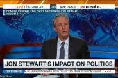 Jon Stewart signs off from 'The Daily Show'