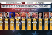 First GOP Debate: Who will come out on top?