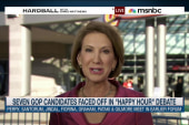 Carly Fiorina: 'Hillary Clinton has lied'