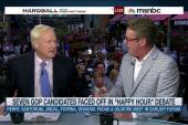 Chris vs. Joe: Ok to call Hillary a 'liar'?