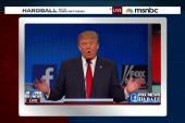 Trump leaves door open for third party run