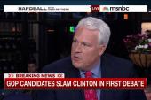 Rubio impresses as threat to Clinton