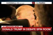Combative Trump survives hot debate spotlight