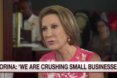 Fiorina: Questions were tough for all...