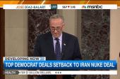Key Democrat voices opposition to Iran deal