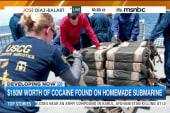 Coast Guard releases video of major drug bust