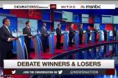 GOP Debate: The winners and losers