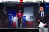 "Fiorina: big winner in ""happy hour"" debate"