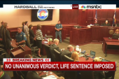 James Holmes sentenced to life in prison