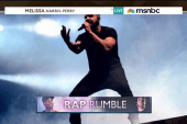 The rap rumble in Nerdland continues