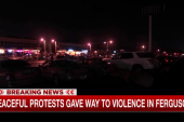 Shots fired amid unrest in Ferguson