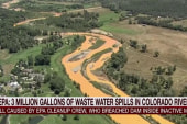 3M gallons of waste spills into river: EPA