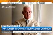 Top Trump adviser leaves campaign