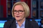 McCaskill: Senate women have a circle of...